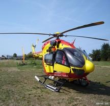 Eurocopter EC145 Securité Civile St Pierre d'Oleron 2009