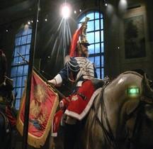 Garde Impériale Cavalerie 1e Régiment de Cuirassier Clairon Paris