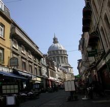 Pas de Calais. Boulogne Basilique Notre-Dame-de-l'Immaculée-Conception