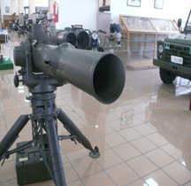 Missile Anti Char BGM-71 TOW  Rome