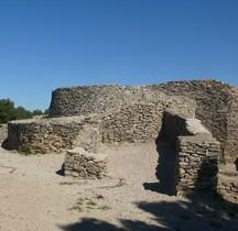 Gard Nages Oppidum des Castels