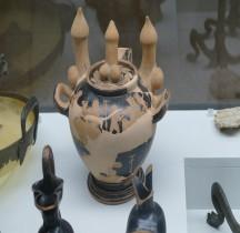 Etrurie Céramique Stamnos Ferrare