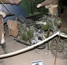 BSA M 20 Duxford