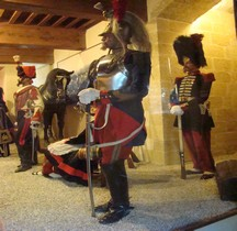 Cent gardes Grande tenue Salon