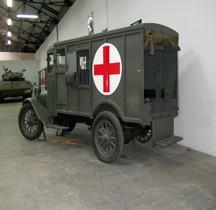 GMC Ambulance 1e Guerre Mondiale Saumur