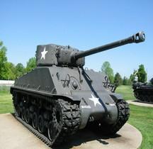 Char Moyen Sherman M4A3E8