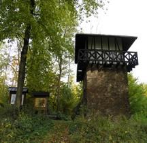 1 Limes Germanicus Rheinland-Pfalz Limeswachturms Wp 1/37 Oberbeiber
