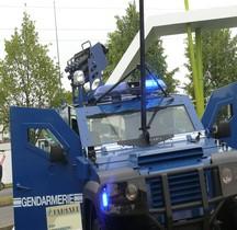 Panhard PVP Gendarmerie Eurosatory 2010