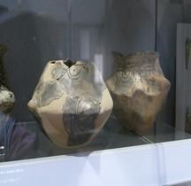 1 Age Bronze Moyen Civilisation Terramare  Urnes funeraires Bologne Museo Civico