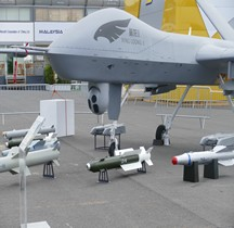 Drone Wing Loon Yìlóng-1 Le Bourget  2017