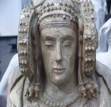 Statuaire Iberie Dama de Elche Madrid Copie Montpellier