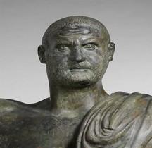 Statuaire 6 Empereurs.15.1 Trébonien Galle Pérouse