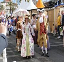 Vêtements Société Civile XVIIIe siècle Sète 2018