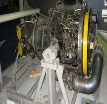 Turbomoteur Napier Gazelle 1955  Hendon