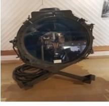 Projecteur 60cm Draguignan EAA