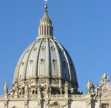 Vatican  Basilica San Pietro  Coupole