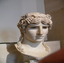 Statuaire 4 Empereurs 3.  Antinoüs Rome