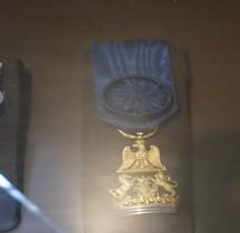 1809 Wesphalie  Orden der Westphälischen Krone Ordre de la Couronne de WestphalieInvalides
