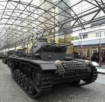 Panzer III Ausf E Sdkfz 141 Bef.Wg III