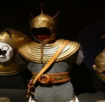 Militaria Thrace Armure Gladiator Museum Rome