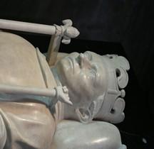 Seine St Denis St Denis Basilique 4.4.1 Charles VI le Fou Gisant