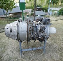 Turbo Réacteur PZL Mielec SO 3 W Rimini