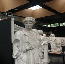 Rome Athena Lemnia Bologne Copie Montpellier