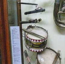 1914 Prusse Trommel Tambour Bruxelles
