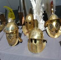 Gladiateur Provocator Casque Loupian 2010