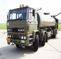 DAF 2300 Turbo 6X4 Citerne