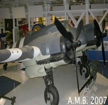 Bristol Beaufighter TFX Hendon