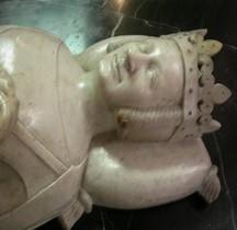 Seine St Denis St Denis Basilique 4.3.2 Jeanne de Bourbon Gisant