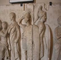Statuaire Rome Bas relief Domitius Ahenobarbus Paris Louvre