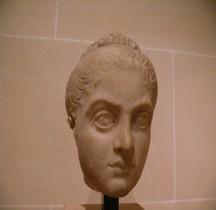 Statuaire 7 Empereurs 1.2 Augusta Fausta Flavia Maxima  Paris