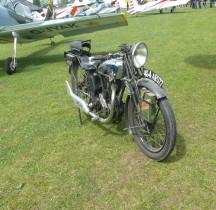 Terrot HSST 350 cc 1931 La ferté Alais 2015