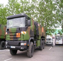 Scania CCp10 CCPGC Camions Citerne Polyvalents de Grande Capacité Eurosatory 2004
