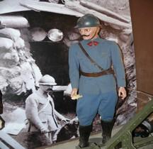 1918 Artillerie 176 RAT  Officier Draguignan