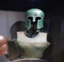 Hoplite IVe Guerre du Péloponèse  Mougins MACM
