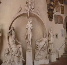 Florence Palazzo Vecchio  Fontana Salla Grande  Bargello