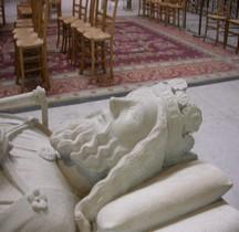 Seine St Denis St Denis Basilique 1 Clovis Gisant