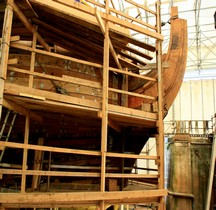 Fregate Hermione  1779 Etat  2009 Rochefort