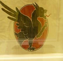 1eGM 1917  Insigne SPA 65 1917  MeauxMusée de la Grande Guerre