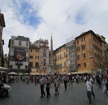 Rome Rione Pigna Panthéon Piazza delle Rotonda