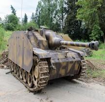 Sturmgeschütz III Ausf.G Sd.Kfz.142 Wehrtechnische Dienststelle Trèves