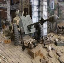 Canon anti Char PaK 36 Stielgranate M1941 Overloon