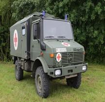 Unimog 43 2T KrKw Ambulance