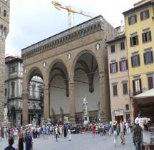 Florence Loggia dei Lanzi