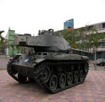 Char léger M 41  Walter Bulldog  Taïwan