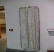 Pouvoir Licteur Fasces Lictoriae Bas relief  Rome Palazzo Massimo