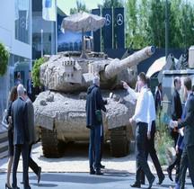 Leopard MBT Technologieträger Eurosatory 2016
